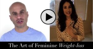 The art of feminine weight loss with Giordana Toccaceli | Weight Loss 2017 for Men-Women| Before-Aft
